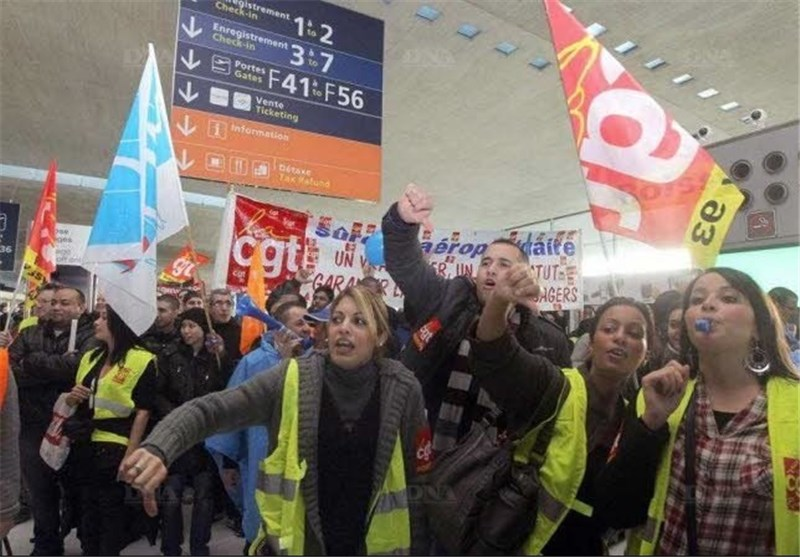 Travel Chaos as France Hit by Dual Rail, Taxi Strike
