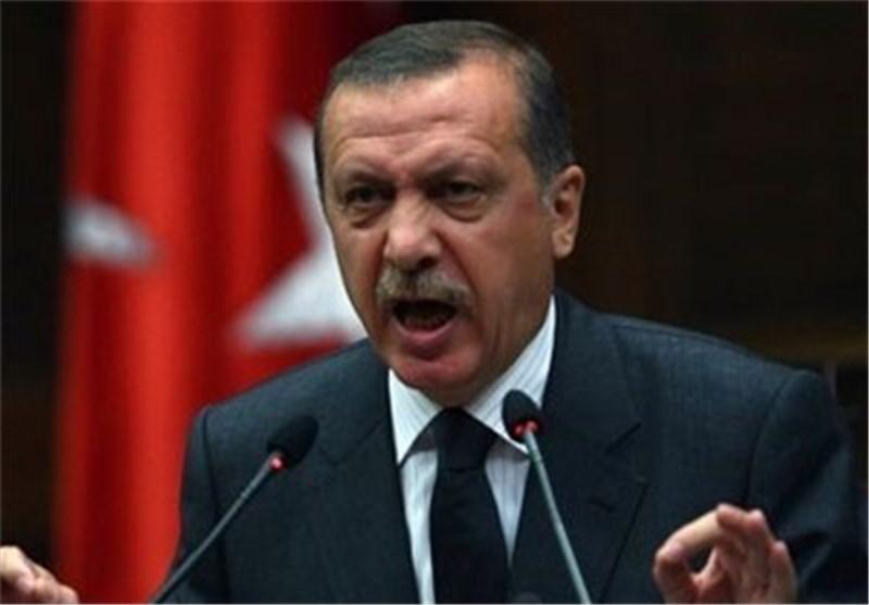 """اردوغان: معترضین پارک گزی """"جوندگانی رقتانگیز"""" هستند"""