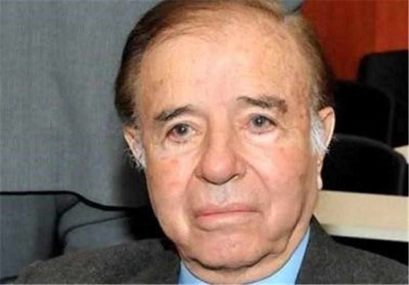 Argentine Trial Begins for Ex-President Menem
