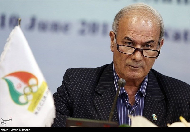 OCA President Pays Tribute to Iran's Afsharzadeh