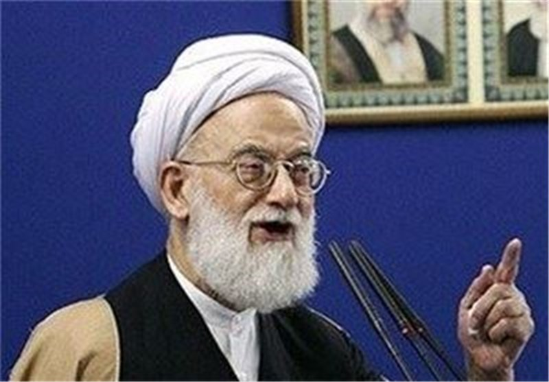 "Cleric Terms President Rouhani's UN Speech as ""Logical"""
