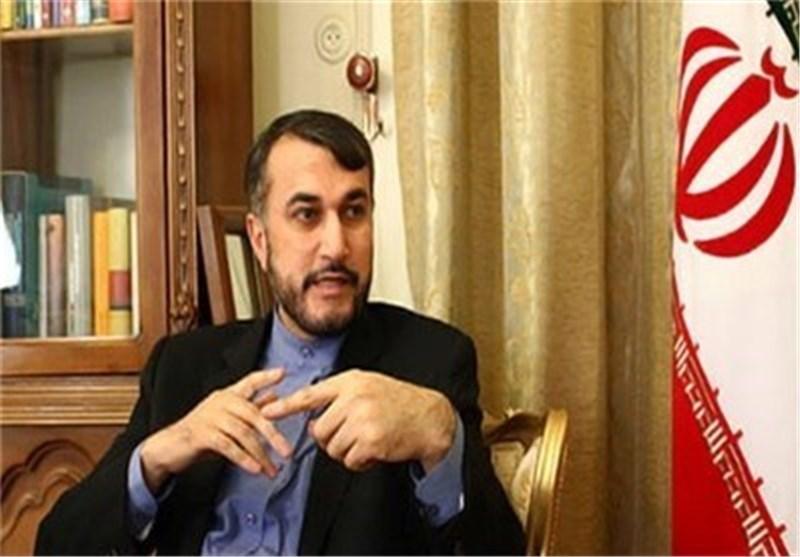 عبد اللهیان : آن الأوان لأن توقف أمریکا مسارها الخاطئ بسوریا