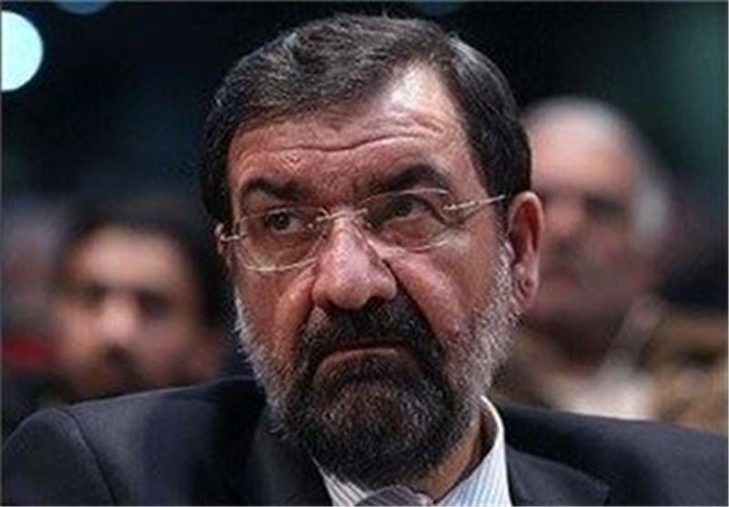 المرشح رضائی یشید بالشعب الایرانی لمشارکته الملحمیة فی الانتخابات الرئاسیة