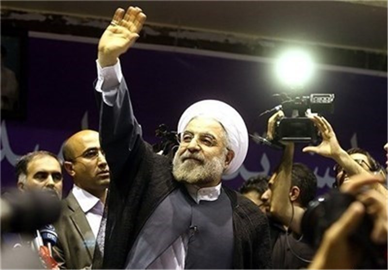 الدكتور حسن روحاني
