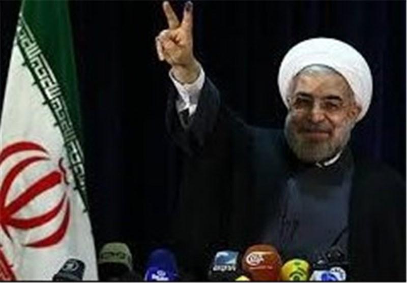 مرشحو الانتخابات الرئاسیة یهنئون روحانی لفوزه بالانتخابات