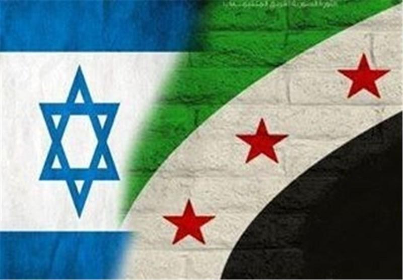 التعاون الصهيوني مع الجماعات الارهابية المسلحة