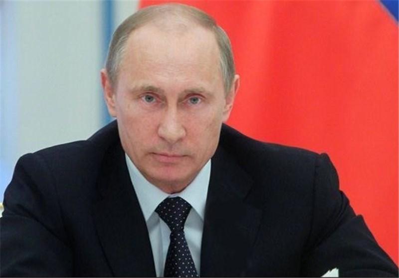 بوتین یدعو الدکتور روحانی لتعزیز العلاقات بین ایران وروسیا