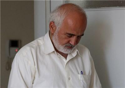 """""""احمد توکلی"""" داغدار شد"""