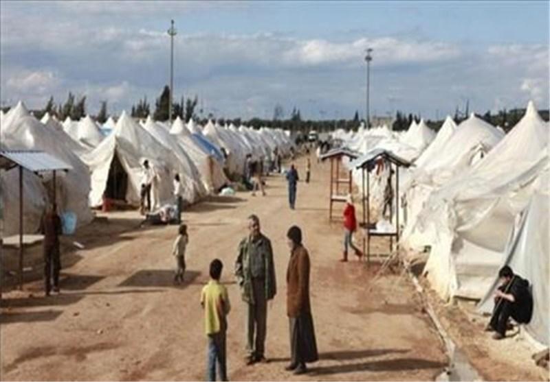 کمپ پناهندگان سوری