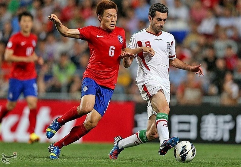 S. Korean Football Friendly against Iran Canceled