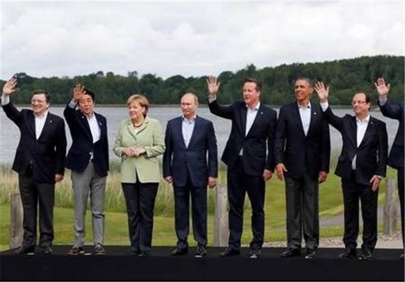 Climate Change Rift Raises Temperature for G7 Meet