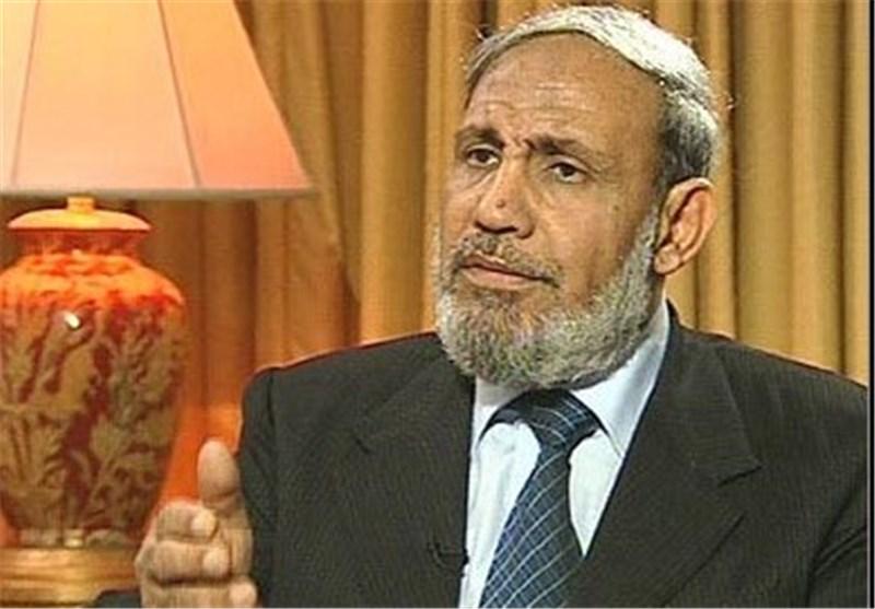 قیادی فی حماس : اتصالات بین مصر وحماس لاستعادة العلاقات