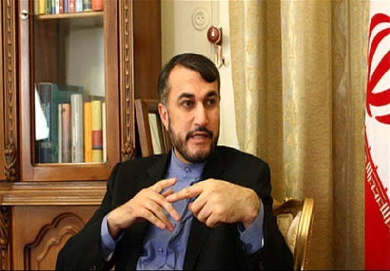 Iran Attaches Importance to Ties with AU: Deputy FM