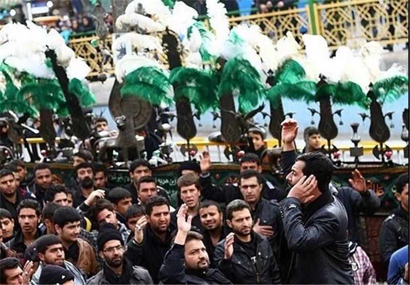 عاشورا در ایران