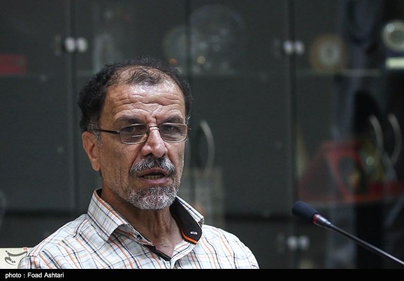 نشست خبری محمودخسروی وفا رئیس فدراسیون جانبازان و معلولین