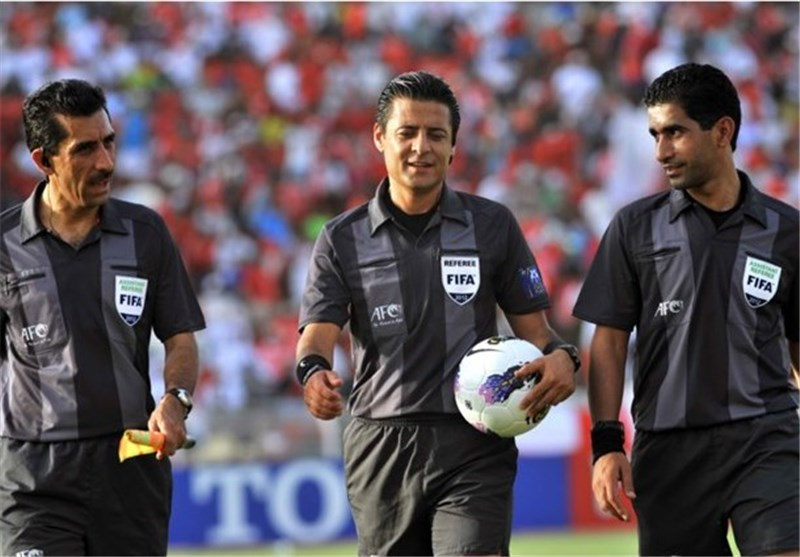 Alireza Faghani Assigned to Officiate Kuwait Match against Oman