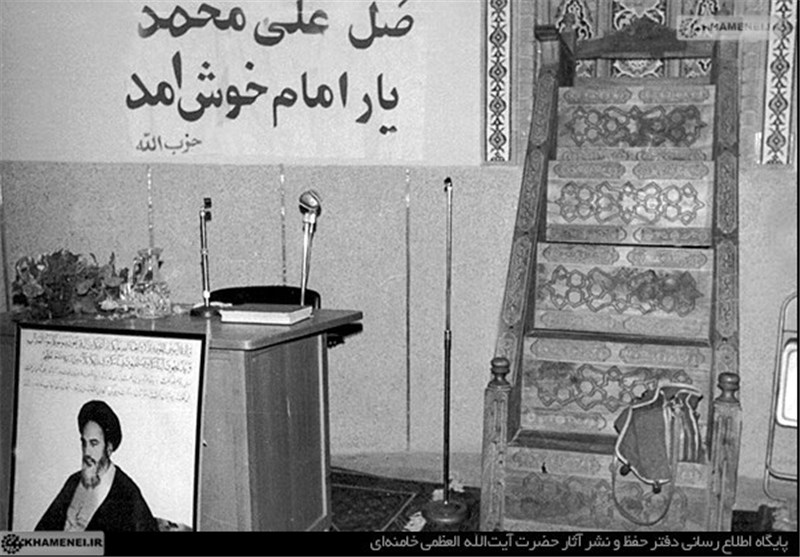 فیلم/ ماجرای ترور نافرجام آیتالله خامنهای در مسجد ابوذر تهران