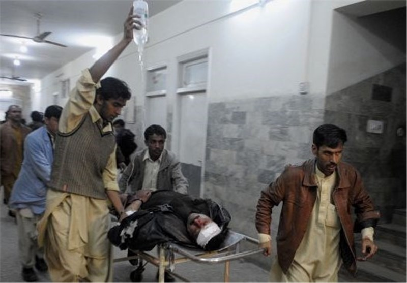 افزایش تلفات انفجار راولپندی پاکستان به 13 کشته
