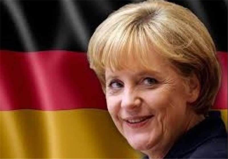 Merkel Sworn in as German Chancellor