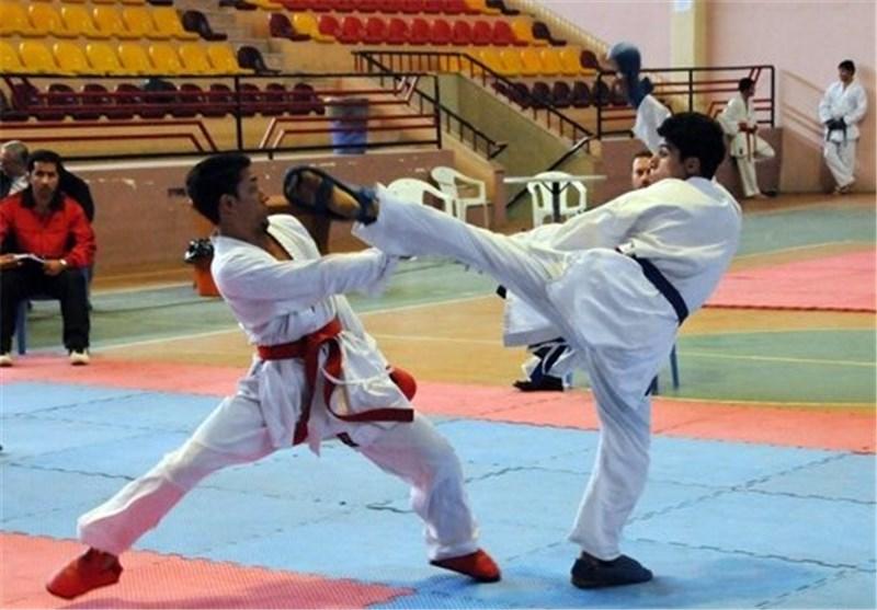 نمایندگان کاراته قم به مصاف حریفان می روند