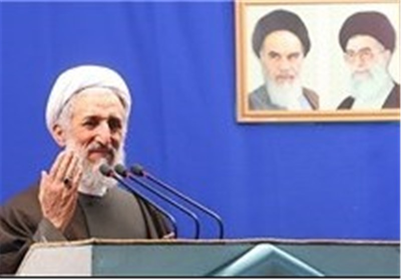 Cleric Insists on Iran's Right to Enrich Uranium