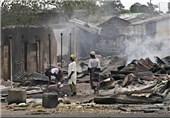 7 کشته در انفجار خودروی بمبگذاری شده در نیجریه