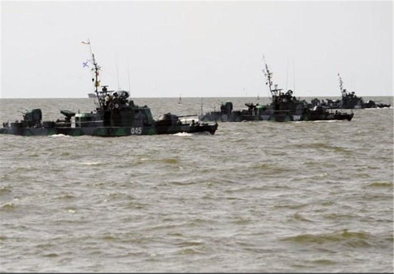 40 فروند کشتی تجاری ایرانی در دریای خزر تردد میکنند