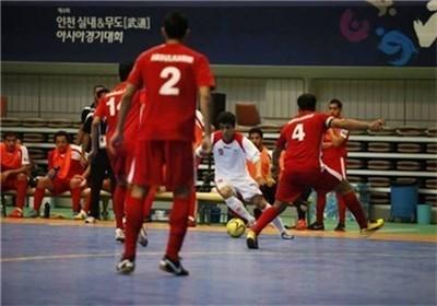 تیم ملی فوتسال ایران با شکست برابر ژاپن نایب قهرمان شد