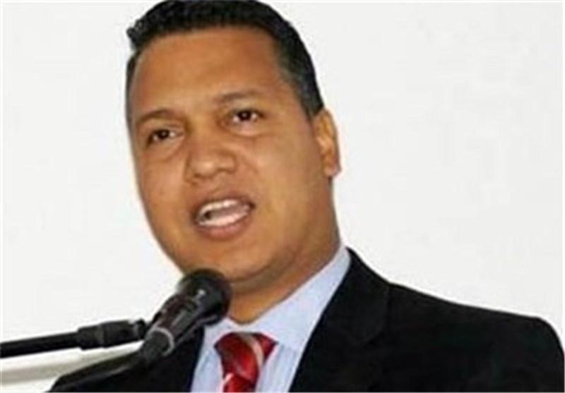 سفیر فنزویلا : سنقف أمام الذین یضعون العراقیل فی طریق علاقاتنا مع ایران