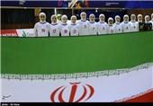 برگزاری دیدار فوتسال بانوان ایران و ایتالیا با حضور تماشاگران