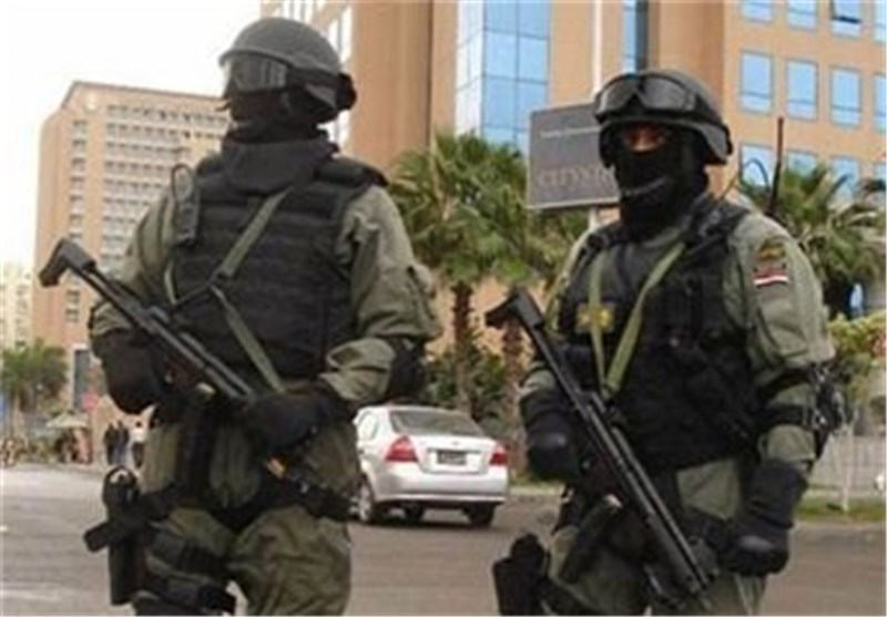3 Egyptian Police Officers Killed