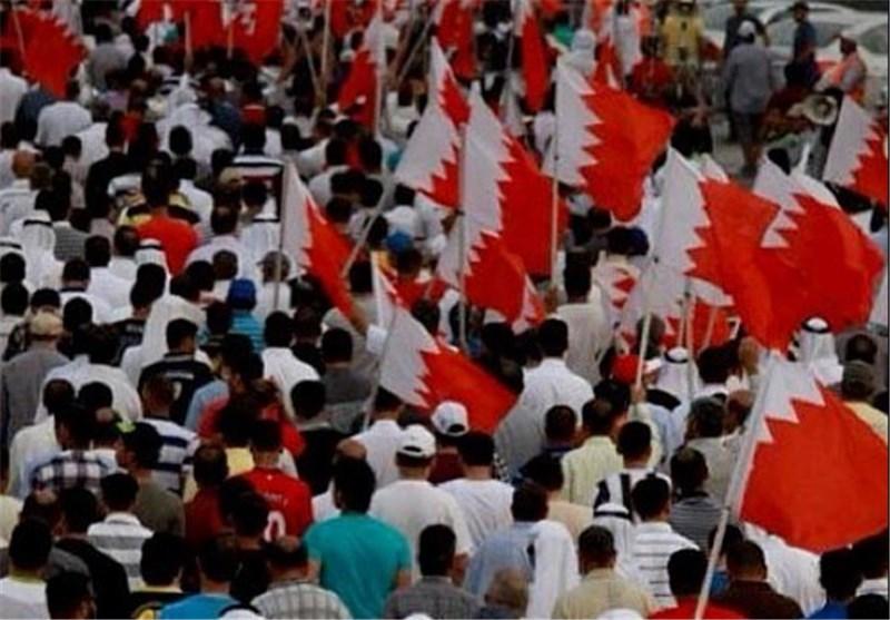 تظاهرات حاشدة فی البحرین تندد بالإعتقالات العشوائیة التی تمارسها السلطات الخلیفیة