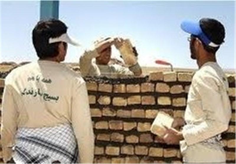 13 هزار بسیجی مازندران برای کمک به محرومان روستایی اعزام شدند