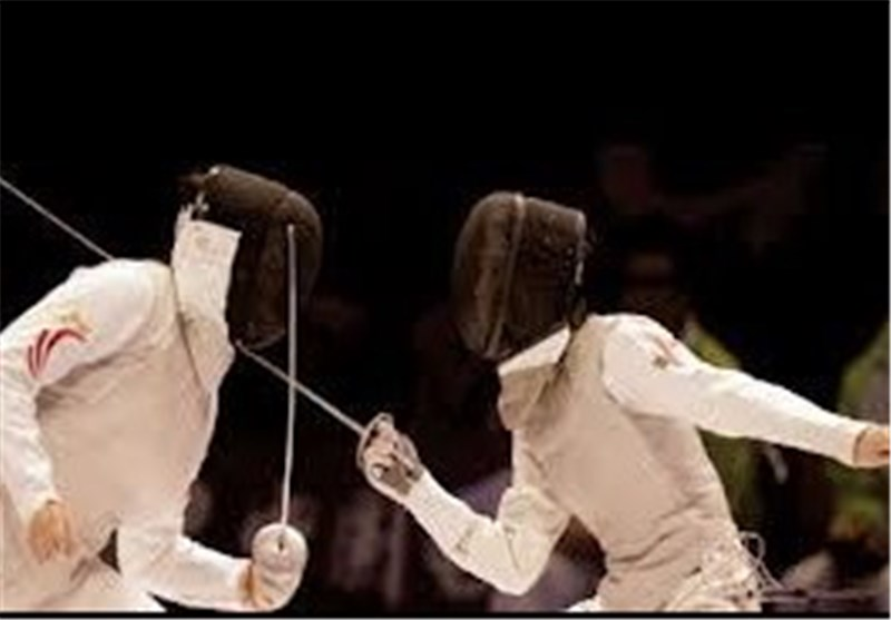 شمشیربازان البرزی در مسابقات جهانی تهران به مصاف حریفان میروند