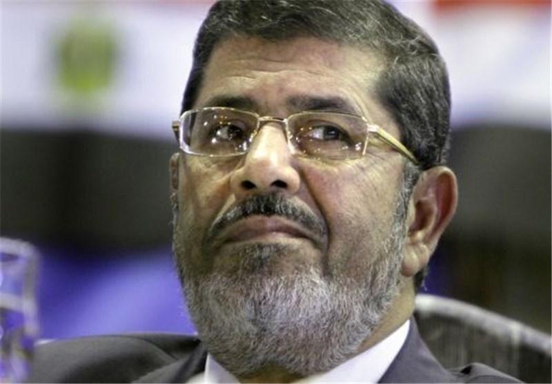 انتقاد عفو بینالملل از بازداشت مرسی