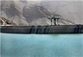 ذخیره آب سد اکباتان به 3.2 میلیون مترمکعب رسید