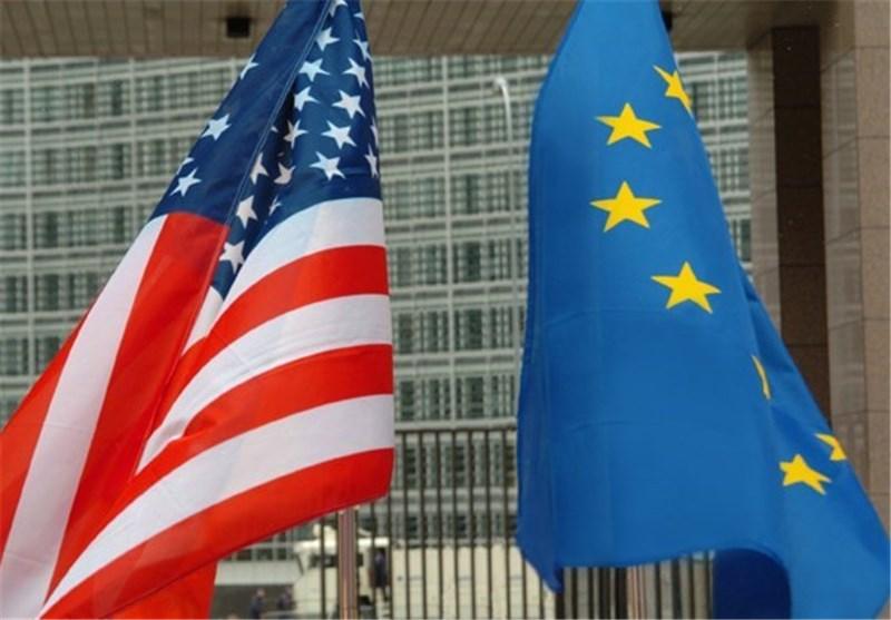 اتحادیه اروپا آمریکا