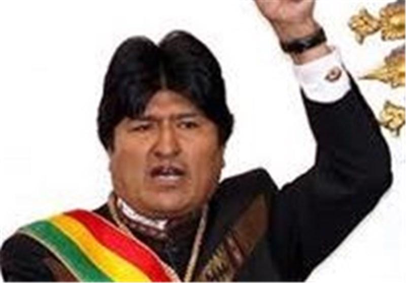 هشدار مورالس درباره بروز جنگ داخلی در بولیوی