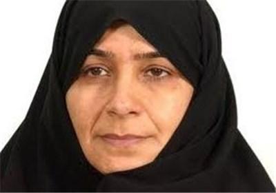 فاطمه آلیا نماینده تهران در مجلس