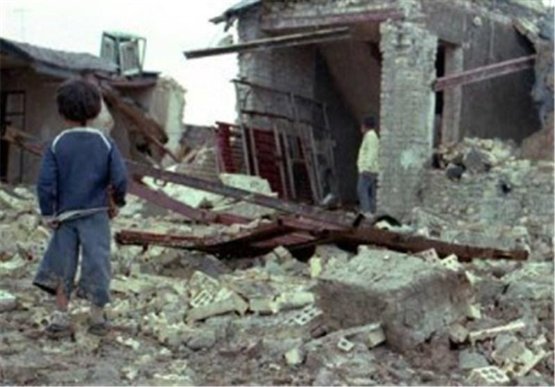 شلیک 176 موشک غول پیکر به یک شهر کوچک