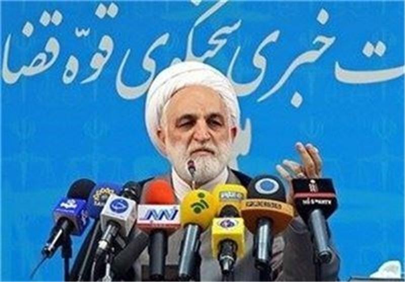 بازداشت نویسنده مطلب توهینآمیز روزنامه بهار/ سران فتنه مسبب فتنه 88 بودند نه معترض/ قوه قضاییه در رسیدگیها خط قرمز ندارد