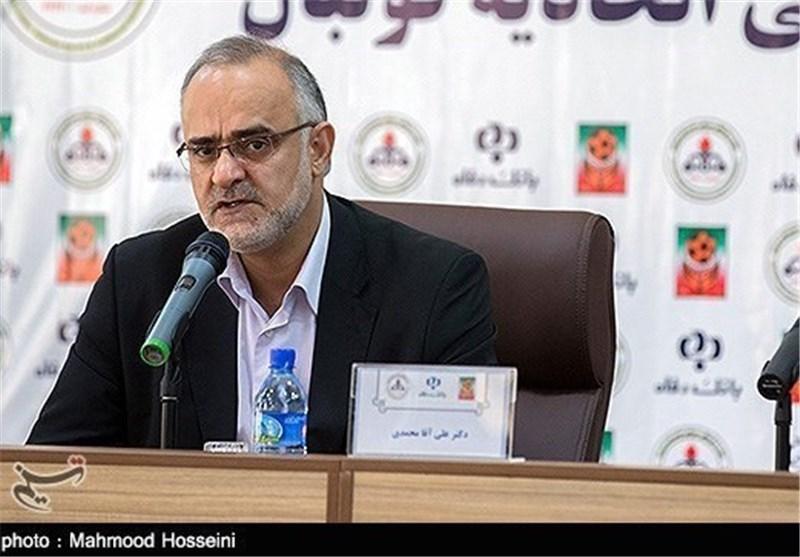 نبی: حضور باشگاههای بدون مجوز در لیگ بلامانع است/ AFC مجوز ملی ما را قبول دارد