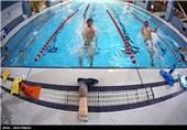 اردوی تیم ملی شنای معلولان