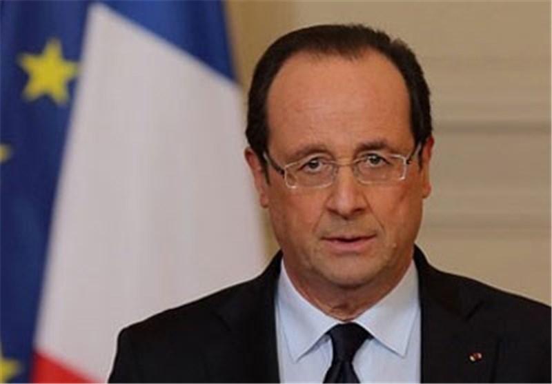 هولاند یطالب امریکا بالتوقف فورا عن التجسس على الاتحاد الأوروبی