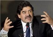 واکنش مارادونا به شایعه حضورش در ایران: نه پول میخواهم، نه پیراهن تیم ملی کشورم را میفروشم