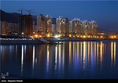 تهرانی ها در هر شبانه روز به اندازه یک دریاچه ،آب مصرف می کنند !
