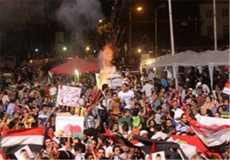 لیلة المعتصمین کانت متوترة بعد أن أمضوها متأهبین وسط أنباء بهجوم اخوانی على ساحاتهم + صور