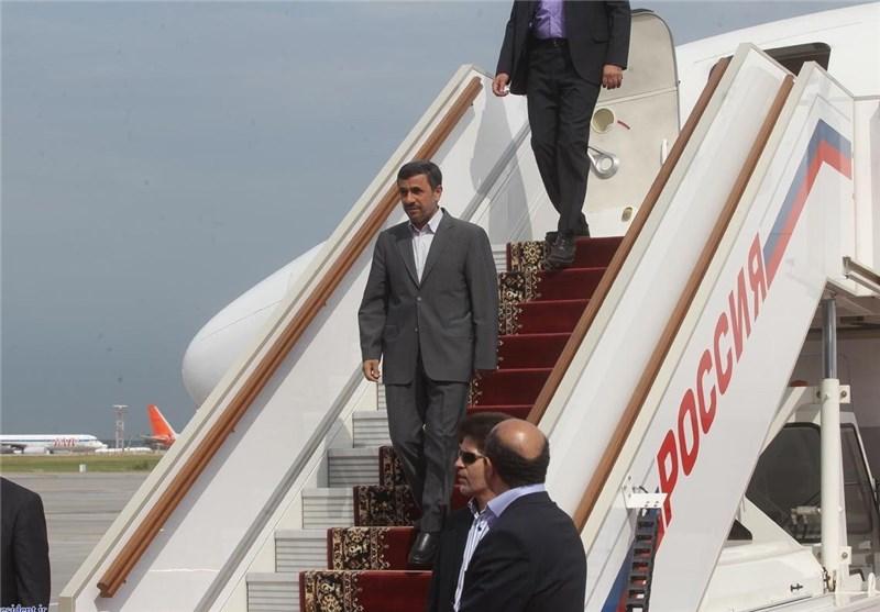 119 سفر خارجی در 8 سال/ نیویورک و ونزوئلا در صدر سفرهای احمدینژاد + نمودار