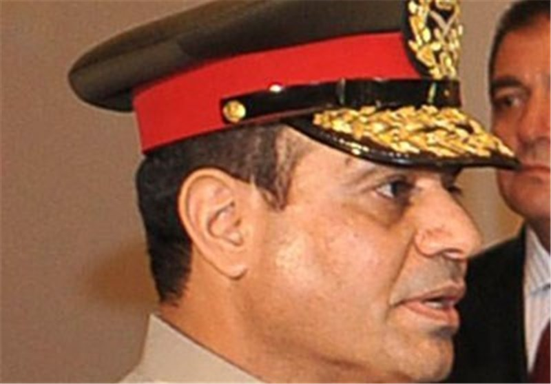 """السیسی یکشف أمام """"العسکرى"""" استغاثات مرسی بالغرب !"""