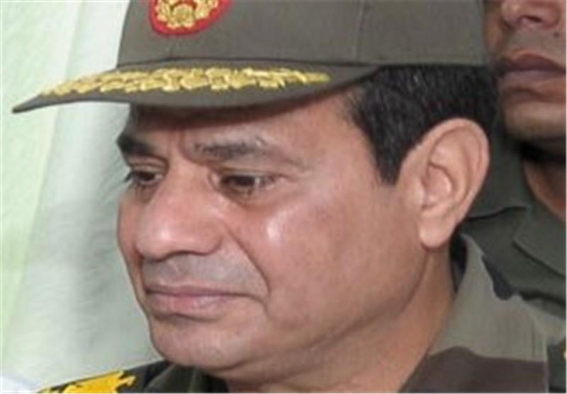 السیسى یجتمع بالقیادة العامة للقوات المصریة المسلحة